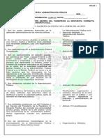 ADMINISTRACION PUBLICA SEXTA