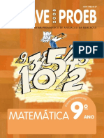 BoletimPedagogicoMatematica9AnoEFSIMAVE