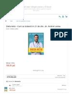 Dieta keto - Cum sa slabesti in 21 de zile , dr. Andrei Laslau.pdf