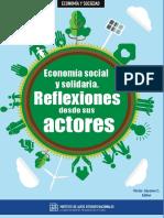 ECONOMÍA SOCIAL Y SOLIDARIA REFLEXIONES DESDE SUS ACTORES