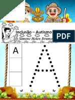 Aprendendo Com o Escotismo 1 Alfabeto
