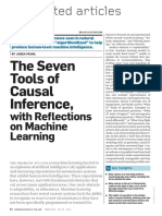 The seven tools of causal inference