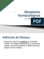 Farmacologia - Receptores Farmacológicos