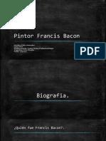 disertacion e investigacion sobre pintor francis bacon