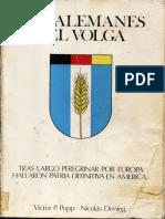 Los Alemanes Del Volga- Popp-Dening