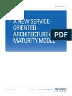 New Soa Maturity Model