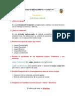 TRABAJO FINAL DE EDUCACION FISICA