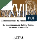 La Edad Media desde América Latina