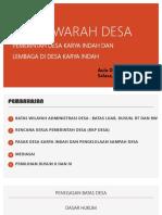 MUSYAWARAH DESA.ppt