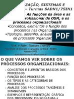 Processos nas Organizações