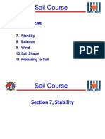 USPS Sail—Part 02 Section 07, Stability