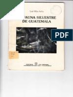 432__La_Fauna_Silvestre_de_Guatemala