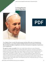María, Madre de la Nueva Evangelización _ Edición Artículo _ La Palabra Entre Nosotros