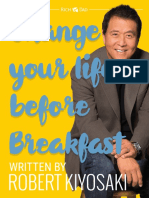 Change Your Life Before Breakfast
