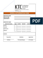 KTC Payroll Authorization Form.xlsx