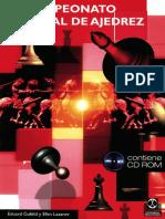 Gufeld Eduard & Lazarev Efim - El campeonato mundial de ajedrez, 2003-OCR, 322p.pdf