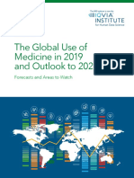 The Global Use of Medicine in 2019 and Outlook to 2023