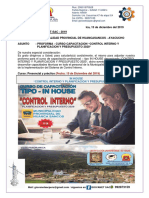 Carta CURSO CONTROL INTERNO - HUANCASANCOS DIC. 2019.pdf