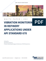 Vibration Monitoring API-670