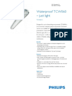 Lampu Philips Model TCW060