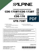 OM_CDE-172BT+CDE-170+UTE-73BT_EN_alpine