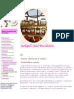Manual de producción de semillas