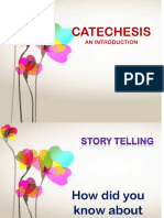 Introduction Catechesis