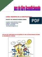 2. AIRE ACONDICIONADO