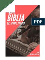 La Biblia del Home Studio(conceptos basicos)