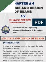 09 - Ana. & Design of Beams (1)
