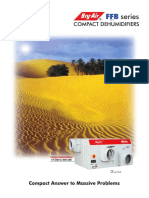 Bry Air Compact-Dehumidifiers-FFB-Series-Brochure