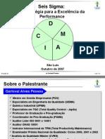 PDCA e Seis Sigma