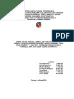 Informe de Proyecto Agosto 2010