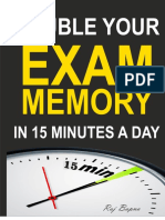 Double Your Exam Memory