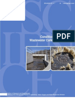 Condition Assessment on Waste Water Collection System