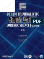 Forum Criminalistic nr. 1 / 2015