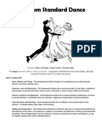Ballroom Standard Dance report on saturday.docx