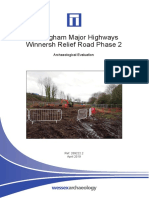 Wokingham Major Highways Winnersh Relief Road Phase 2