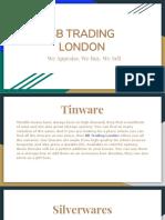Sb Trading London