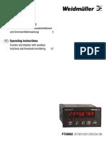 Flowmeter Mixbed