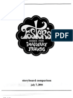 Foster's Storyboards