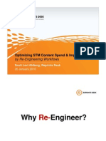 Optimizing STM Content Spend & Improving Access by Re-Engineering Workflows