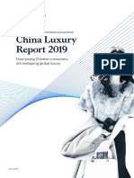 McKinsey China Luxury Report 2019 English