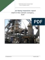 Fine Coal Piping Report
