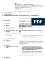012120 Lakeport City Council Agenda Packet