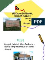 Sekolah Alam Presentation