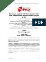 Ley 247 (regularización de derecho propietario, Bolivia)