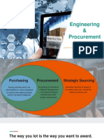 Engineering and Sourcing