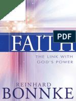 Reinhard Bonnke- Faith