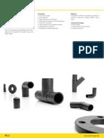 BR PE Spigot Products Range 2017
